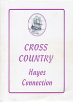 Cross Country - Hayes Connection