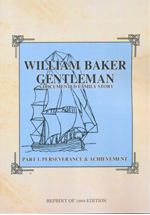 William Baker Gentleman Part 1