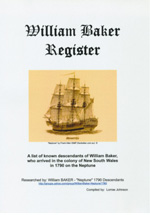 William Baker Register